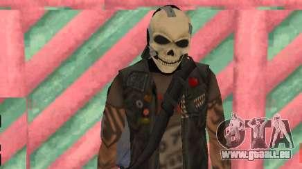 MFR Doomsday Heist für GTA San Andreas