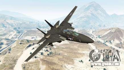Grumman F-14D Super Tomcat [replace] pour GTA 5