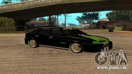 VAZ 2109 Dérive style pour GTA San Andreas