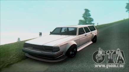 Volvo 945 für GTA San Andreas