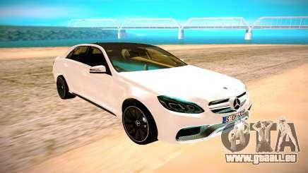 Mercedes-Benz E63 AMG pour GTA San Andreas