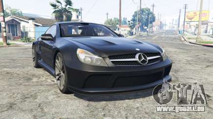 Mercedes-Benz SL 65 AMG (R230) v1.2 [replace] für GTA 5