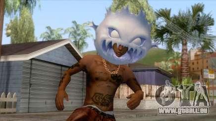 Final Fantasy Mobius - Oglock Skin v6 pour GTA San Andreas