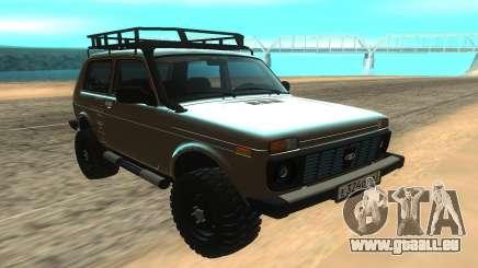 Niva 2121 für GTA San Andreas