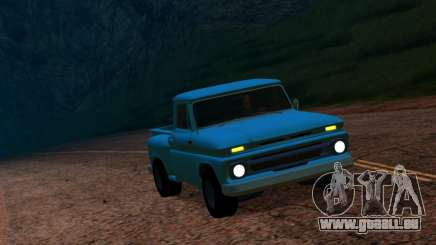 Chevrolet C10 Stepside Pickup 1965 pour GTA San Andreas