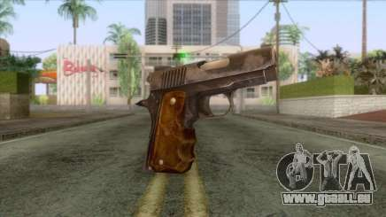 The Last of Us - 9mm Pistol pour GTA San Andreas