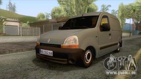 Renault Kangoo Mk1 pour GTA San Andreas
