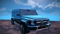 Mercedes AMG G63 Edition 463 pour GTA San Andreas