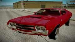 Chevrolet Chevelle 1972 für GTA San Andreas