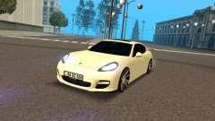 Porsche Panamera Turbo Armenian pour GTA San Andreas