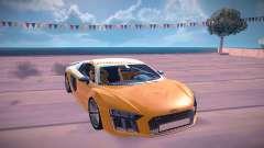 Audi V10 Plus pour GTA San Andreas