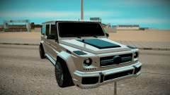 Mercedes-Benz AMG G63 für GTA San Andreas