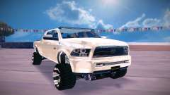Dodge Ram 2500 2012 pour GTA San Andreas