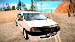 Renault Logan v3 für GTA San Andreas