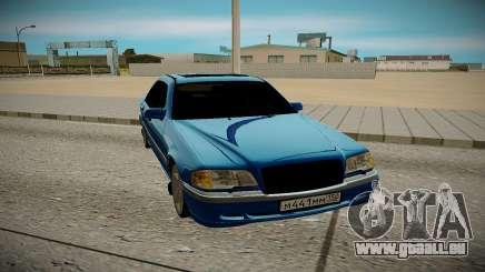 Mercedes-Benz C230 pour GTA San Andreas