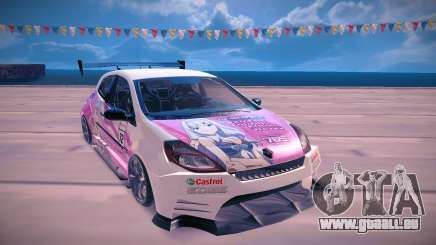 Renault Clio Cup pour GTA San Andreas