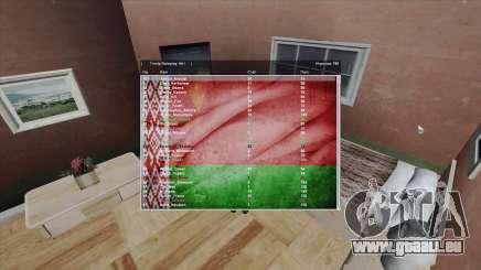 Sampgui Belarus pour GTA San Andreas
