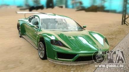 Pfister Neon pour GTA San Andreas