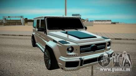 Mercedes-Benz AMG G63 pour GTA San Andreas