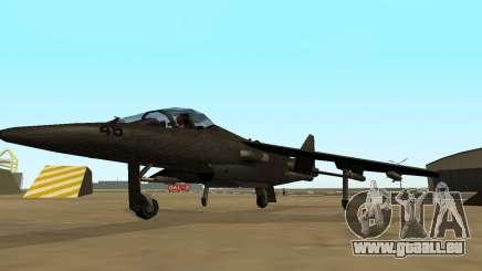 MFR Hydra Black Mamba Concept pour GTA San Andreas