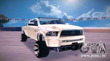 Dodge Ram 2500 2012 für GTA San Andreas