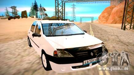 Renault Logan v3 pour GTA San Andreas