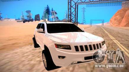 Jeep Grand Cherokee Limited für GTA San Andreas