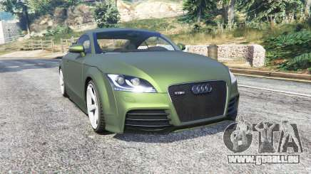 Audi TT RS (8J) 2013 v1.1 [replace] für GTA 5