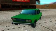 VAZ 2105 grün für GTA San Andreas