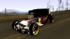 Hot Wheel Bone Shaker 2011 pour GTA San Andreas