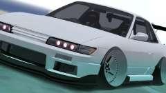 Nissan Silvia s13 BGV2 pour GTA San Andreas