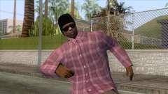 New Ballas Skin 3 für GTA San Andreas