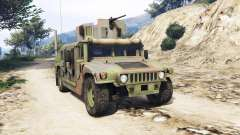 HMMWV M-1116 Woodland v1.1 [replace]