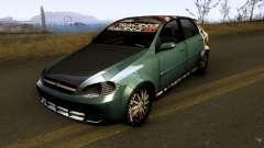 Chevrolet Optra 1.8 2008 pour GTA San Andreas
