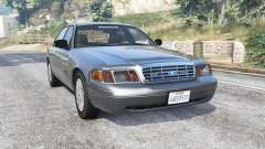 Ford Crown Victoria 2001 police [replace]