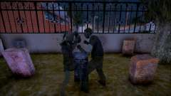 Kampf Geister für GTA San Andreas