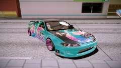 Nissan Silvia SpecR pour GTA San Andreas