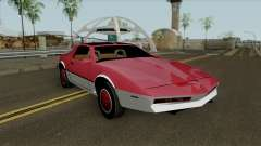 Knight Rider KITT pour GTA San Andreas