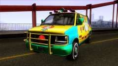GTA V Vapid Clown Van