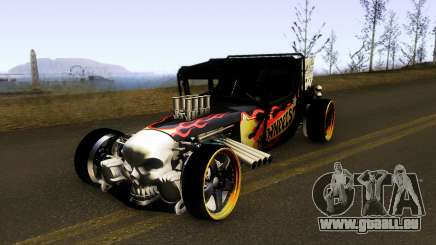 Hot Wheel Bone Shaker 2011 pour GTA San Andreas