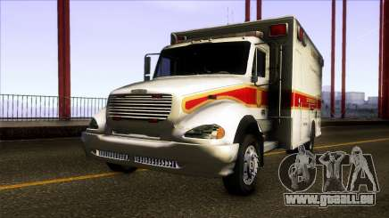 Freightliner M2 Ambulance pour GTA San Andreas