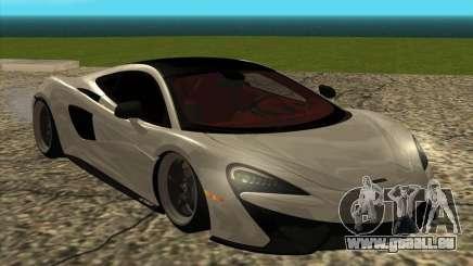 McLaren 570GT für GTA San Andreas