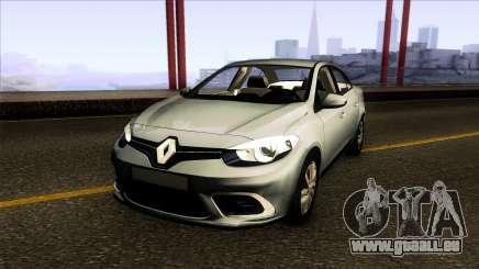 Renault Fluence 2014 für GTA San Andreas