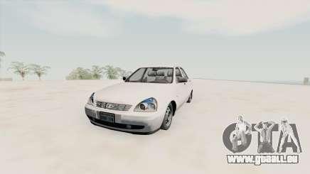 VAZ-2170 Avant pour GTA San Andreas