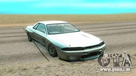 Nissan Skyline GTR BNR32 pour GTA San Andreas