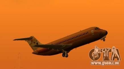 DC-9-10 (Doge) pour GTA San Andreas