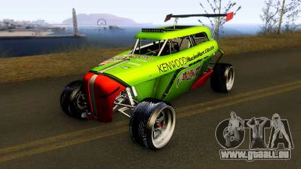 Hot Wheels Rip Rod 2012 pour GTA San Andreas