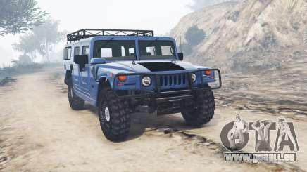 Hummer H1 Alpha Wagon v2.1 [replace] für GTA 5