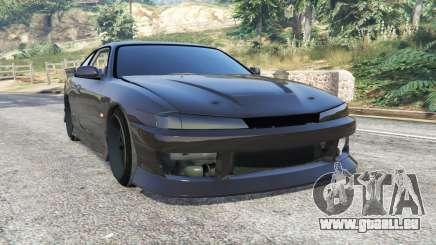 Nissan Silvia (S14a) [replace] pour GTA 5