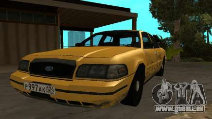 Ford Crown Victoria pour GTA San Andreas